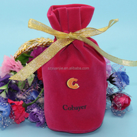 new fashion wine bottle packing pouch, winebottle package,wine-jars bag