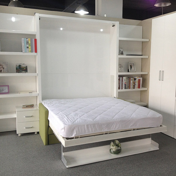 Modern design murphy bed wall bed pull down murphy bed Modern murphy bed
