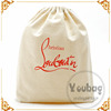 recyclable shopping cotton bag with standard size pouch