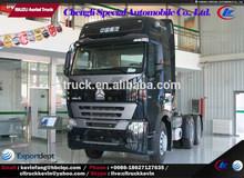 howo 336hp 6x4 a7 camión tractor