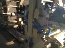 Plastic film plastic bag flexo printing machine