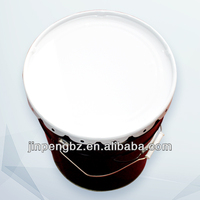 Preservative and antirust coating inside tin drum without handle