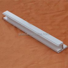 US style 82 sliding series pvc profiles plastic profile for door and window
