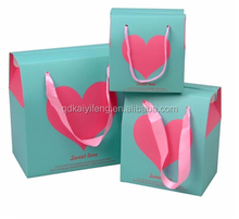 mountain food packaging box chriatmas gift wholesale