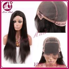 Full Lace Human Hair Wigs Peruvian Virgin Hair Straight Virgin Full Lace wig 8''-24'' Full Lace Human Hair Wigs For Black Women