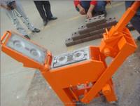 High efficiency simple operation red clay brick making machine simple ES1-25/ES1-10
