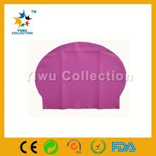 promotional store sell silicone swim caps with logo,bubble cap swimming,hot selling custom fish shape silicone swim caps