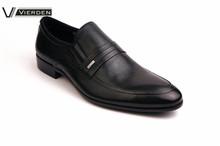 Hombres clásicos zapatos de vestir negros 8829-11A06