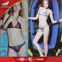 Ladies cheap two pieces super mini bikini