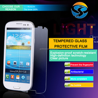 Quality guaranteed for samsung galaxy note 3 mobile phone clear screen protector