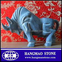 Chines Famous Stronge Cow Sculpture