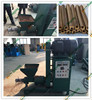 paper briquette machine made in henan by Dongxing material trade company