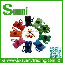 China Manufacturer Wholesale High Quality Custom Biodegradable dog waste bag dispenser