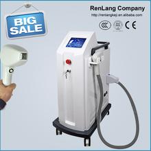 RL-F01 nd yag laser hair removal machine/pure fruit hair removal/depitime hair removal