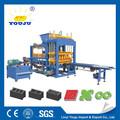 La fabricación de pequeñas máquinas qt5-15 bloque hueco que hace la máquina de precios en la india