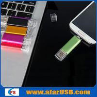 new style 2GB OTG usb flash drive/OTG mobile usb stick/Phone usb pendrive