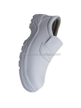 2015 white safety shoes with steel toe cap, comfortable stylish safety shoes