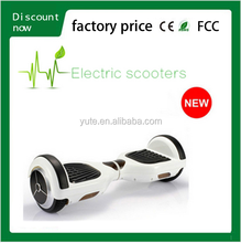colorful design mini balane scooter with LED light 2 wheels electric self balanced cheap electric scooter for adults
