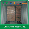"""Poplar core 3/4"""" Brown film faced plywood / 1220mm x 2440mm Full core with new wood / One hot time pressed"""