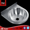 China Suppliers Simple Stainless Steel Wash Basin