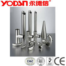 sanitary stainless steel pipe fittings food grade(CE ISO certificate)