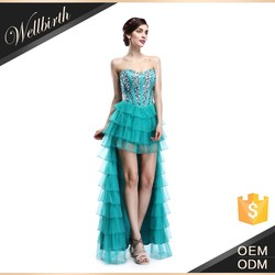 Formal Long prom gowns sweetheart Neck Evening gowns