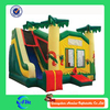special design palm tree used commercial jumping castles inflatable water slide