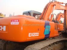 original Japan HITACHI EX200-3 Excavator in shanghai high quality excavator Hitachi Brand ex200 ex300 ex350 ex450 models