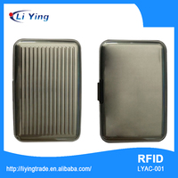 Smart wallet RFID Business Classial Promotion Gift