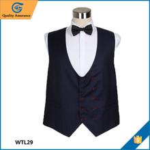 Chunhe fashion men black Outdoor Spring Summer Vest For Men