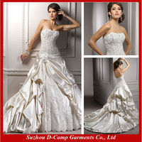 WD-842 Drop shipping pick up elie saab wedding dresses prices wedding dress