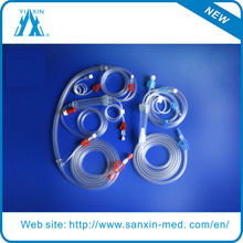 Medical pvc compound for hemodialysis blood tube
