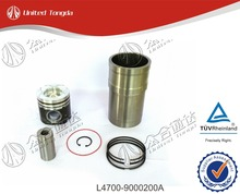 YUCHAI piston kit, YC6L engine piston kit L4700-9000200A