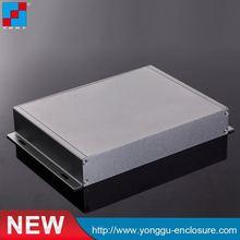 229x35-D mm aluminum box enclosure mount panel