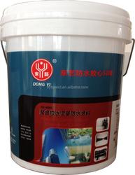 Polymer-cement based waterproof coating