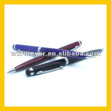 Hot Sales 2 in 1 High Sensitive Capacitive Pocket PC Stylus