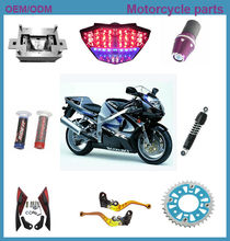 Hot sell motorcycle parts and accessories