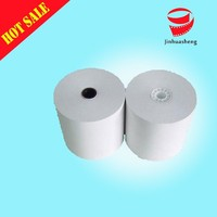 High quality thermal paper roll in POS terminal