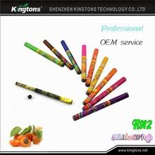 Kingtons 500 puffs vaporizer shisha pen e cigarette free trial with top quality