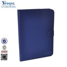 Veaqee Universal 9-10 Inch Tablet Portfolio Leather cover for ipad air