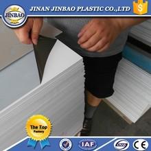 low density waterproof engraving pvc free board