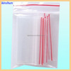 1000 pack of hot sale clear ziplock plastic bags for CD or DVD