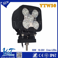 Size of 95x 109 x 189mm DC10-30V led headlight 4x4 for off-road,Truck,4x4,car,SUV, Camper