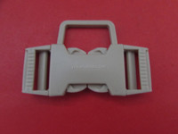 "hot seller 2015 CK255 1""/25mm 3-way plastic side release buckle/ 3-way baby carrier belt buckle"