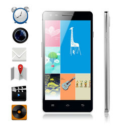 Android 4.2 vkworld vk1000 OEM Mobile Phone RAM 1G ROM 4G 2MP+8MP Camera 5 inch Touch Screen Cell Phone