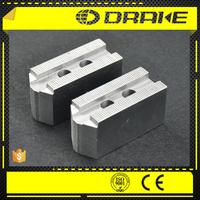CNC soft jaw for hydraulic power 3 jaw lathe chuck