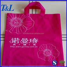Merry Christmas!Factory T&L brand good and cheap plastic gift bag shopping