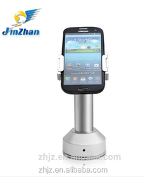 Best selling metal phone holder with hook off function,security display for consumer electronics products