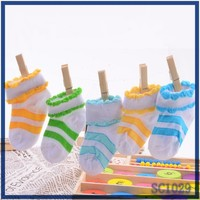 custom infant Sole Socks Non slip baby boy Socks handmade egyptian stylish woven cotton socks