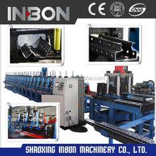 Good Quality High Speed Storage Rack Roll Forming Machine /Steel Rollformer/ Rollforming machine